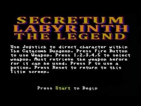 Secretum Labyrinth Teaser Trailer