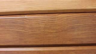 Сайдинг металлический - L-брус (под брус). Обзор и характеристики.