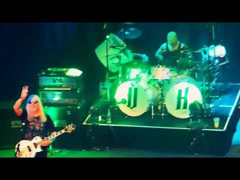 Uriah Heep GYPSY PROG LIVE! The Full Concert... Corona Theatre Montreal Canada 02/10/2018