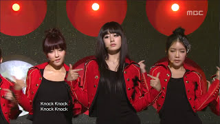 T-ARA - Why do you act like that, ??? - ? ???, Music Core 20101218 MP3