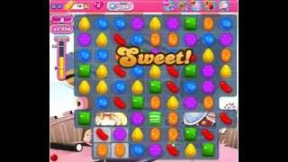 How to beat Candy Crush Saga Level 394 - 1 Stars - No Boosters - 95,720pts