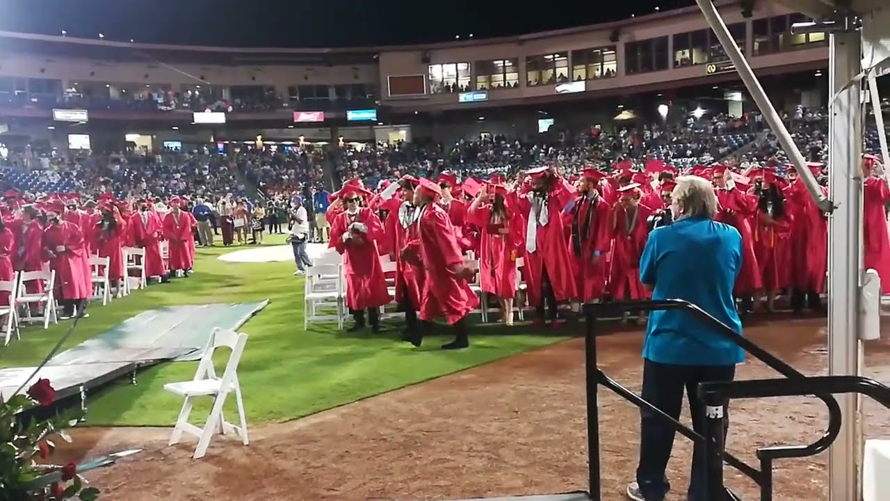 Congrats to the Clearwater HS Class 0f 2021!