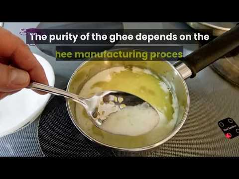 What is organic ghee is a critical topic