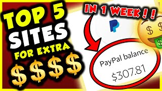 5 Websites To Make $100 Per Day Working From Home (2020)