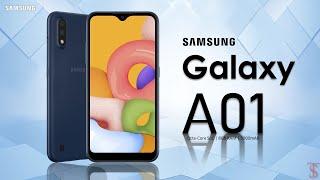 Samsung Galaxy A01 2-16 GB Garansi Resmi SEIN