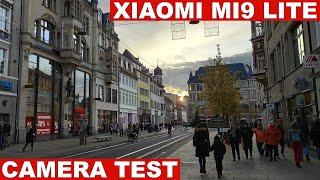 Xiaomi Mi 9 Lite Camera Test