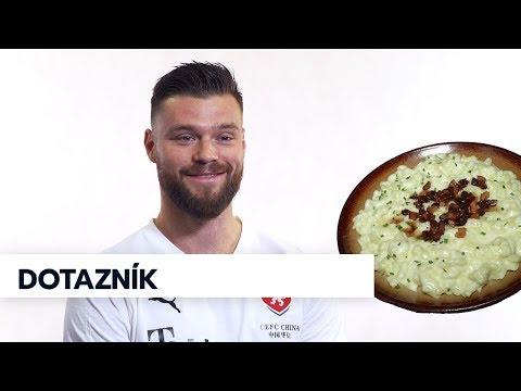 Co ze slovenské kuchyně chutná hráčům nejvíc?