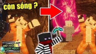 Minecraft Biệt Đội Vượt Ngục (PHẦN 9) #5- CHÚ DARYL VẪN CÒN SỐNG, NHƯNG... 👮 vs 😭