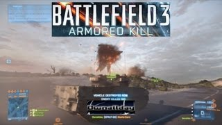 Battlefield 3 Armored Kill PC Gameplay On All Maps