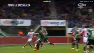 samenvatting 1-3 Nec Nijmegen - Sparta Rotterdam 11-5-2014