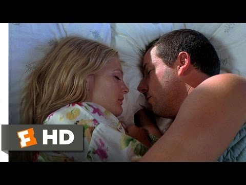 Stranger in Bed  50 First Dates 68 Movie CLIP 2004 HD