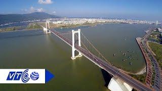 Cầu 1.000 tỷ xe tải không được qua | VTC