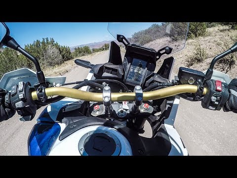 2018 Honda Africa Twin Adventure Sports - First Ride Review