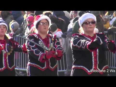 Seattle Macy's Parade 27th Nov 2015, Thanksgiving