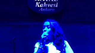Tuğba Yurt Hayal Kahvesi Ankara Konseri ( Part 1 )