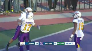 109th Yates Cup - Laurier vs Western