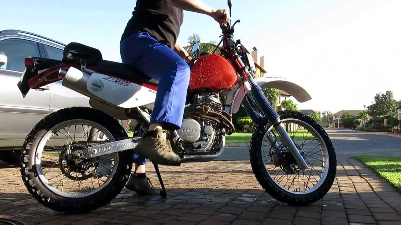 1988 xr600