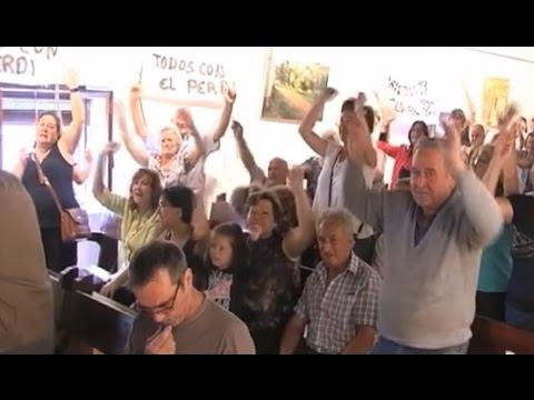 Alcalde de Anguita (Guadalajara) destituido por su propios compañeros entre insultos y amenazas