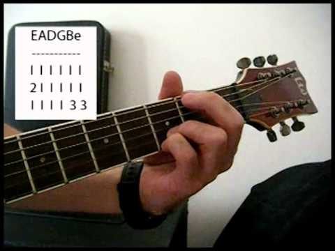Third Eye Blind: Deep Inside of You Lesson - YouTube