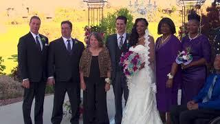 The Wedding Highlights of Stuart & Tina