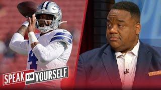 Disrespect of Dak is a myth, there's delusion on his value - Whitlock | NFL | SPEAK FOR YOURSELF