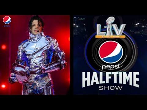 Michael Jackson – Live at Pepsi Super Bowl 55 Halftime Show 2021 – Full Concert (REMAKE)