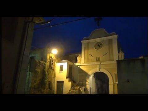 Restauro: orologio,arco e torre civica giugno- novembre 2016 San Giacomo degli Schiavoni
