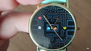Pacman watch - women's watch from Aliexpress (Time for ladies! by Marvelous Watches)