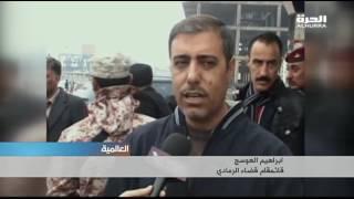 مجلس محافظة الرمادي يحمل الاجهزة الامنية