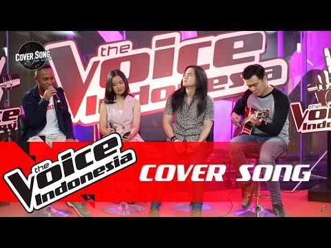 Aldo vs AXL vs Anggi   COVER SONG   The Voice Indonesia GTV 2018