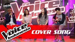 Aldo vs AXL vs Anggi | COVER SONG | The Voice Indonesia GTV 2018
