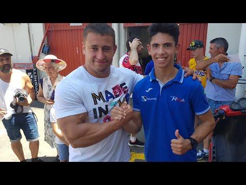 European Talent Cup 2017. Parra Martinez, Miguel. Spain, Barcelona.