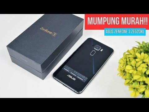 WOW 2,3 Jutaan! Aja Unboxing Asus Zenfone 3 ZE520KL