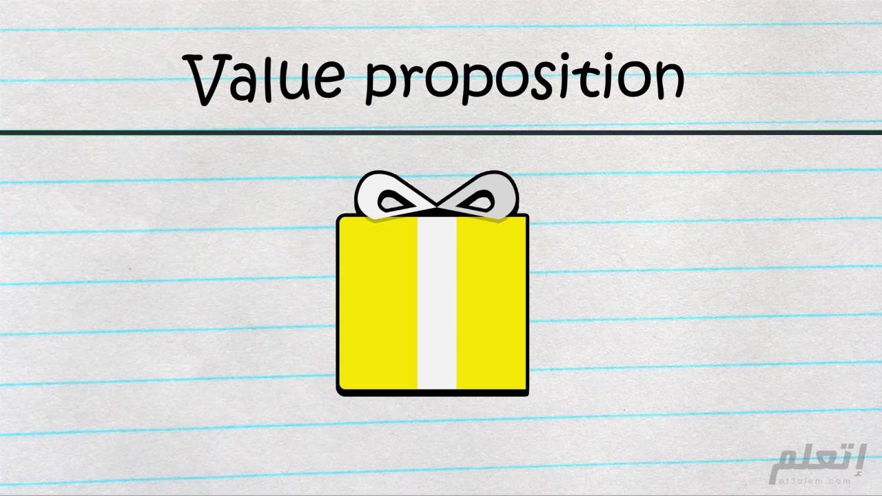 صنع القيمة -  بناء نموذج عمل | et3alem.com