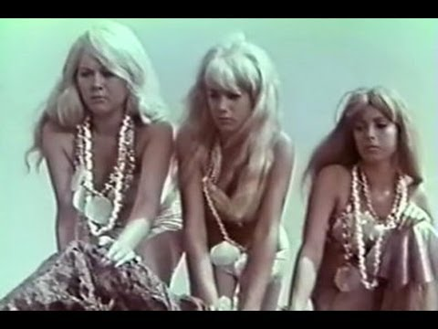 Voyage to the Planet of Prehistoric Women - Sci-Fi / Horror - Full movie