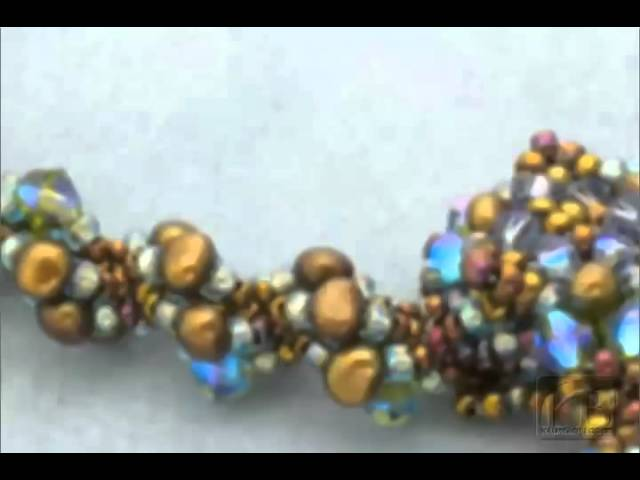 Nikia Angel - Easy Crystal Stitching: Sophisticated Jewelry