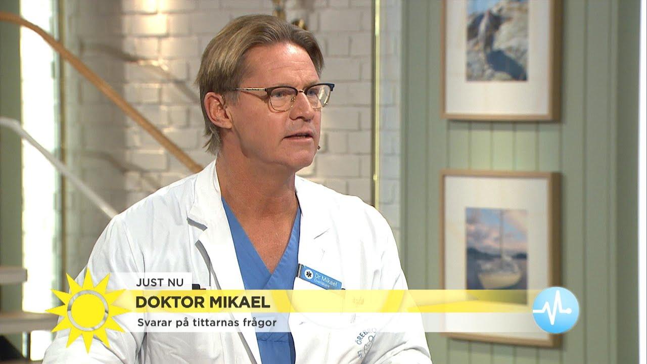 """""""Är det ärftligt?"""" – doktor Mikael svarar på tittarfrågor om ALS - Nyhetsmorgon (TV4)"""