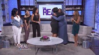 Mo'Nique & Loni's Tearful Reunion