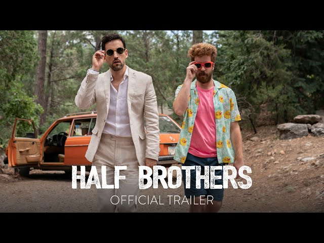 HALF BROTHERS - Official Trailer - In Theaters December 4
