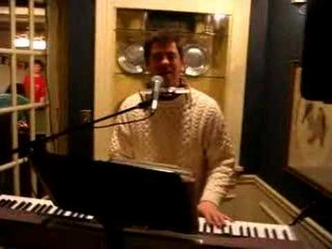 bill monaghan The Piano Man