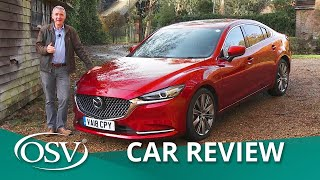 Mazda6 - Better drive, cabin quality and tech boosts