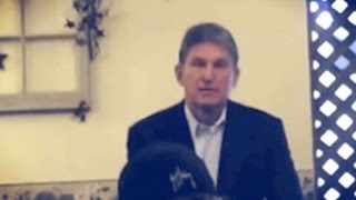 WATCH: Joe Manchin Trashes Bernie Sanders at Town Hall, Constituents Call Him Out