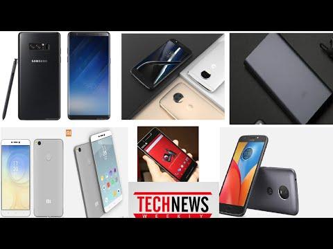 Tech News #1 Jio Feature Phone 500rs, Redmi 5,Mi Powerbank, Samsnug Note 8,Samsung Note 7 FE,