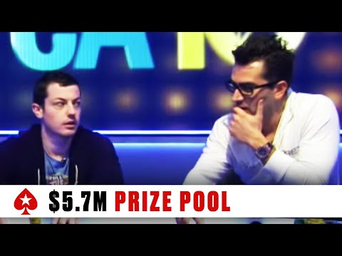 PCA 10 Poker 2013 - $100k Super High Roller Poker, Episode 2 | PokerStars