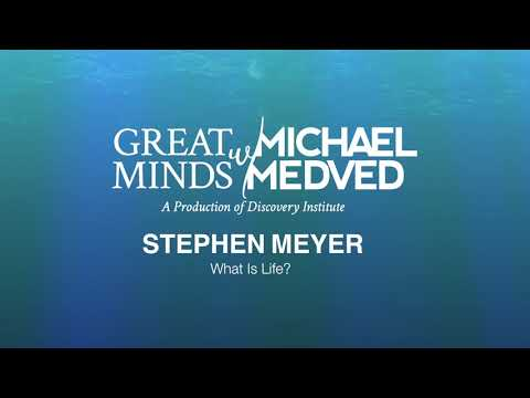 Michael Medved and Stephen Meyer: What Is Life