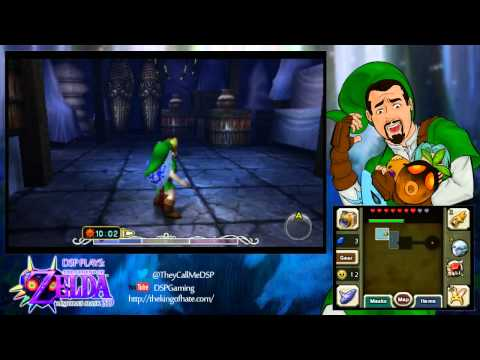 The Legend of Zelda: Majora's Mask 3D pt78 - Boomerage/Beachside Spider House (LONG)