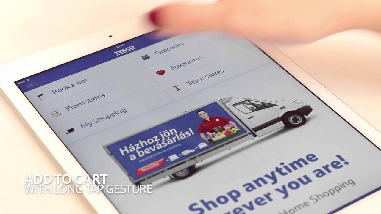 Tesco Groceries - YouTube
