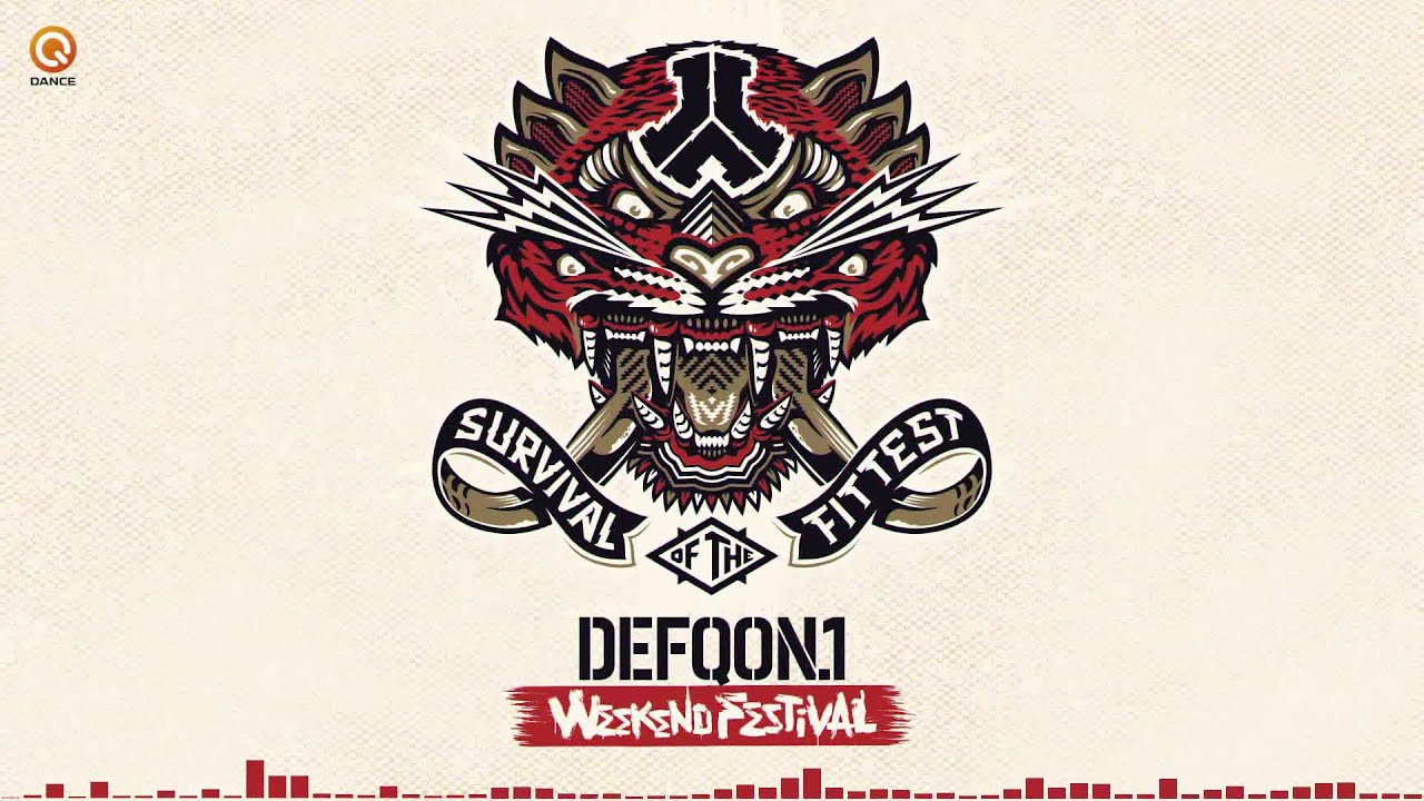 Coone - Survival Of The Fittest (Official Defqon 1 2014 Anthem) - YouTube