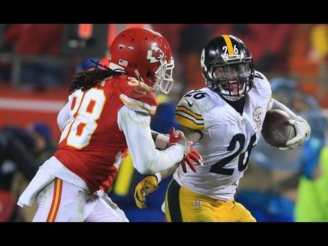 2017 NFL Playoffs: Pittsburgh Steelers beat Kansas City Chiefs 18-16! Divisional Round!