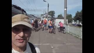 Велопокатушка  Волоколамск Чисмена 17июля 2016